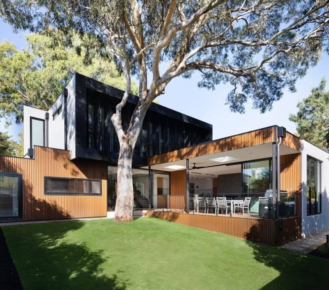 Modern House - Saxton Construction 4